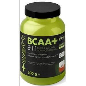 + Watt - BCAA 8:1:1 300 gr. Arancia