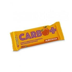+ Watt - Carbo + barretta 40 gr. Albicocca