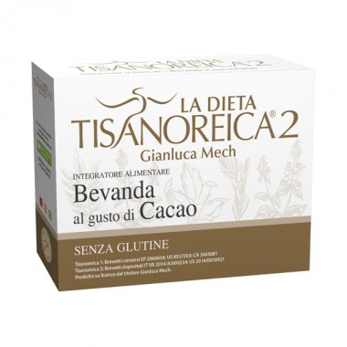 MECH - Bevanda gusto cacao 4 buste