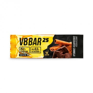 NET - VB BAR 25 barretta 50 gr. cioccolato-cannella