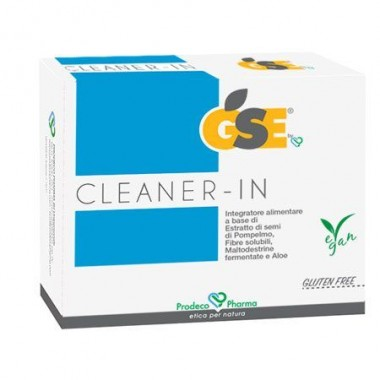 GSE Cleaner 14 bustine