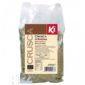 KI GROUP Crusca d'avena 250 gr.