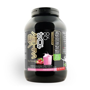 NET - VB WHEY 104 9.8 900 gr. fior di fragola