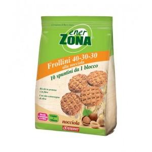 ENERVIT - Enerzona Frollini 250 gr nocciola