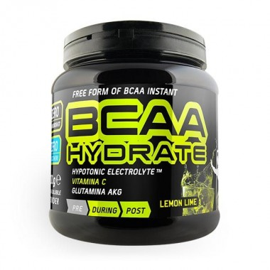 NET - BCAA HIDRATE 300 gr. lemon lime