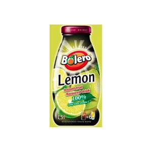 BOLERO Bustina gusto Lemon