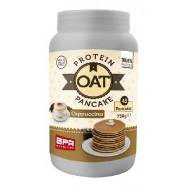 BPR NUTRITION - Oat Protein Pancake 750 gr. cappuccino