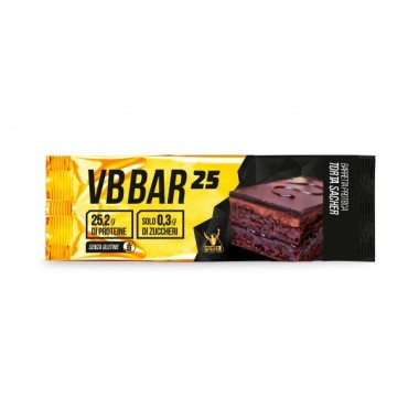NET - VB BAR 25 barretta 50 gr. torta sacher