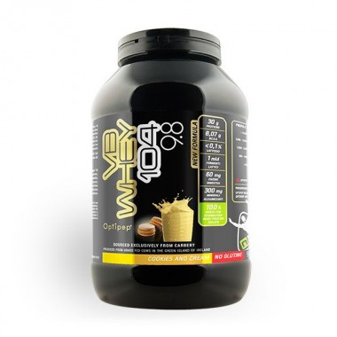 NET - VB WHEY 104 9.8 900 gr. cookies and cream