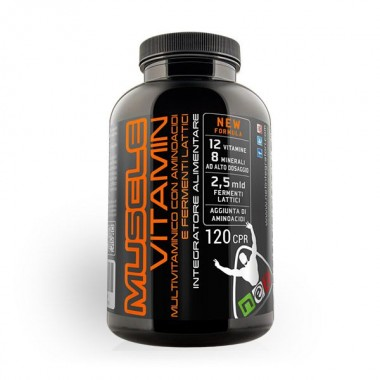 NET - MUSCLE VITAMIN 120 cpr.